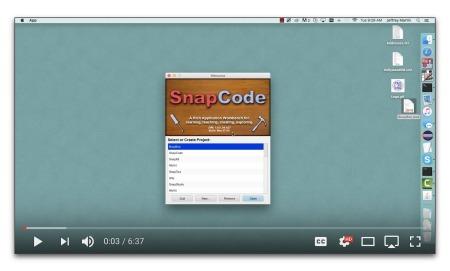 snapcodequick